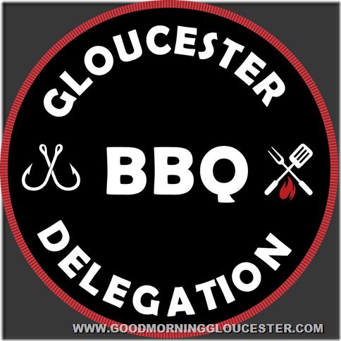 GloucesterBBQDelegationLogoRoundJoeyCiaramitaro