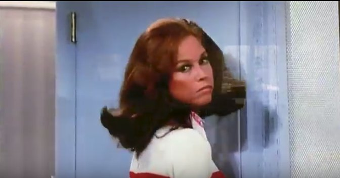 Mary Tyler Moore January 8 1972