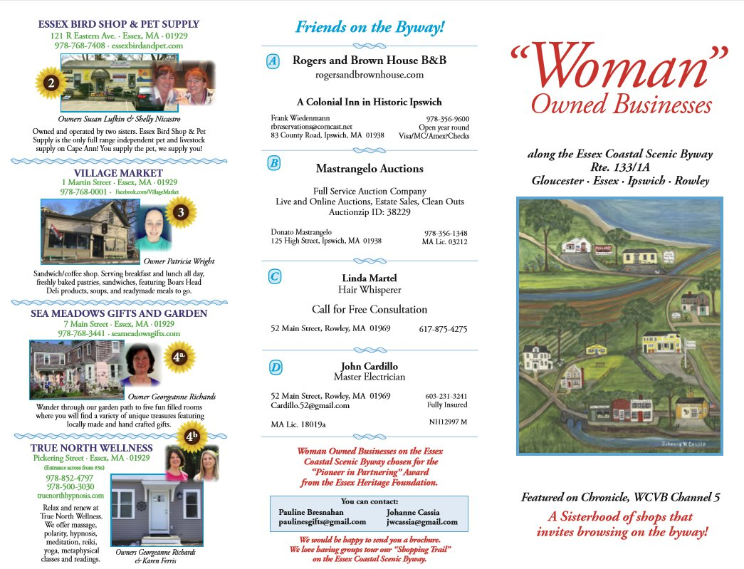 Woman Byway 2018 1 of 2