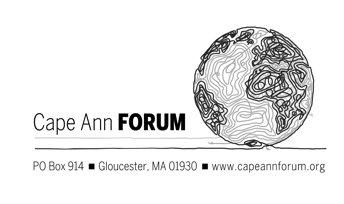 Cape Ann Forum logo