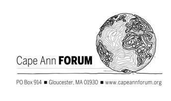 Cape Ann Forum logo