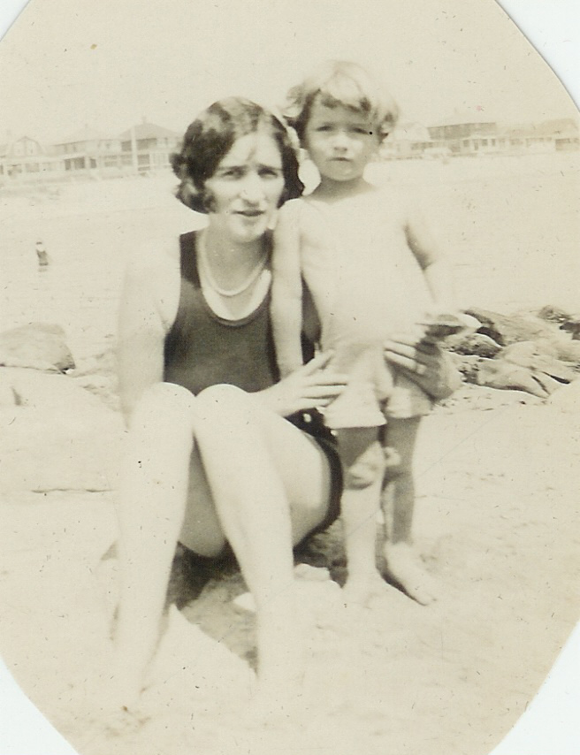 Catherine and Paul Ryan 1930 Long Beach