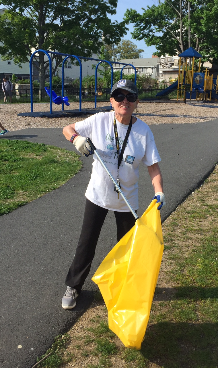 clean up - donna