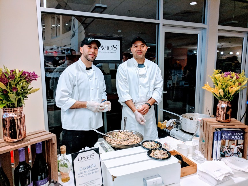 DAVIO'S May 4 2018 Gourmet Gala fundraiser for North Shore Medical Center North Shore Cancer Walk at Acura of Peabody ©c ryan