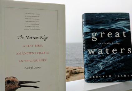 DEBORAH CRAMER books Gloucester Mass author journalist naturalist