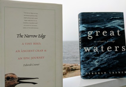 DEBORAH CRAMER books Gloucester Mass author journalist naturalist