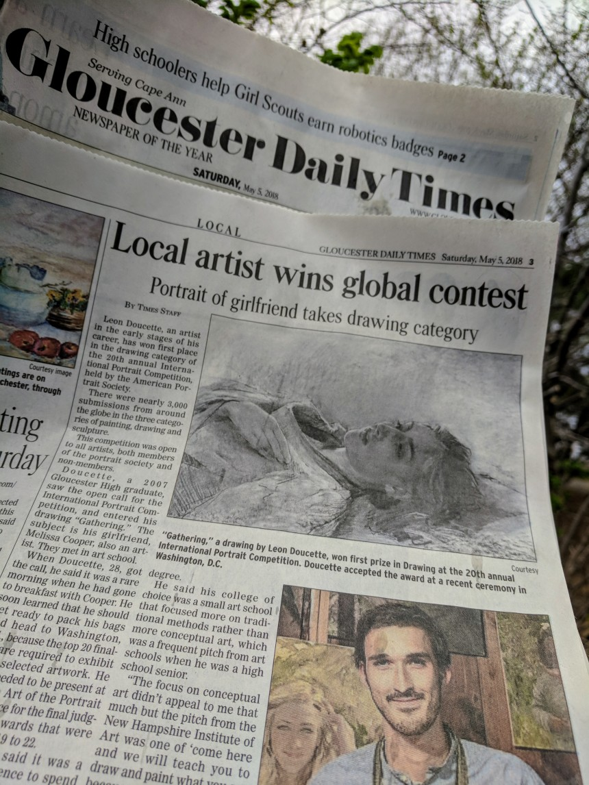 Leon Doucette Gloucester Daily Times May 4 2018 (2)