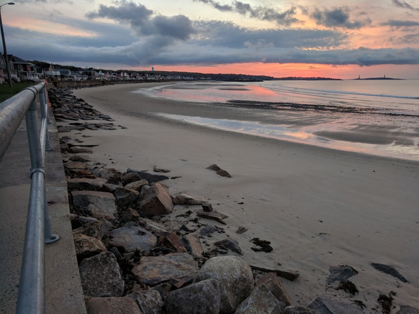 Sand migrates back center of Long Beach MA - even with winter storm erosion- 20180516- ©c Ryan.jpg