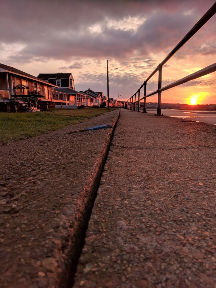 sunrise_ May 2018_flawed and beautiful Long Beach seawall promenade Gloucester Rockport Ma  ©c ryan.jpg