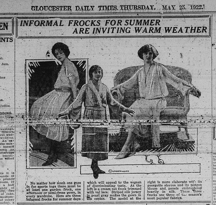 Ad GDT May 25 1922