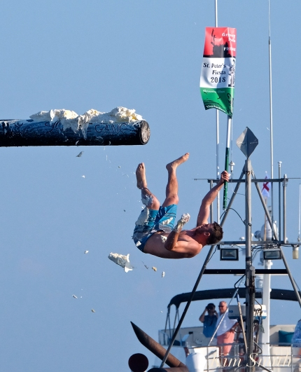 Frankie Taormina Greasy Pole Friday Champion-1 2018 jpg