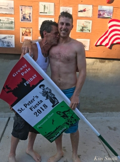 Frankie Taormina Greasy Pole Friday Champion 2018 -24 copy