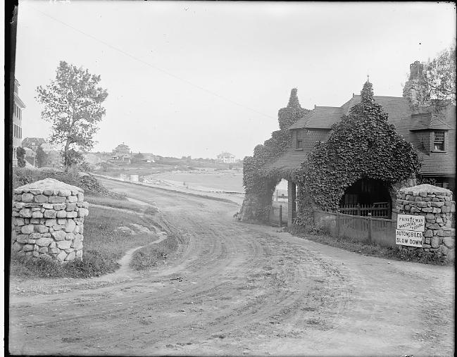 gate lodge and niles beach ca.1890