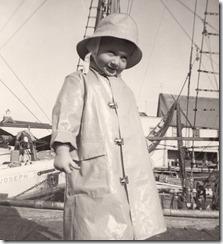 Gloucester Harbor 1958