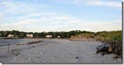 Good Harbor Beach looking across piping plover enclosure dune and beach erosion_20180613_053827 ©c ryan