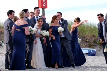 Good Harbor Beach wedding-2 copyright Kim Smith