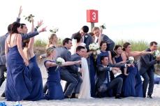 Good Harbor Beach wedding -7 copyright Kim Smith