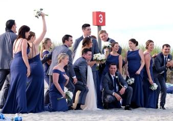Good Harbor Beach wedding -8 copyright Kim Smith