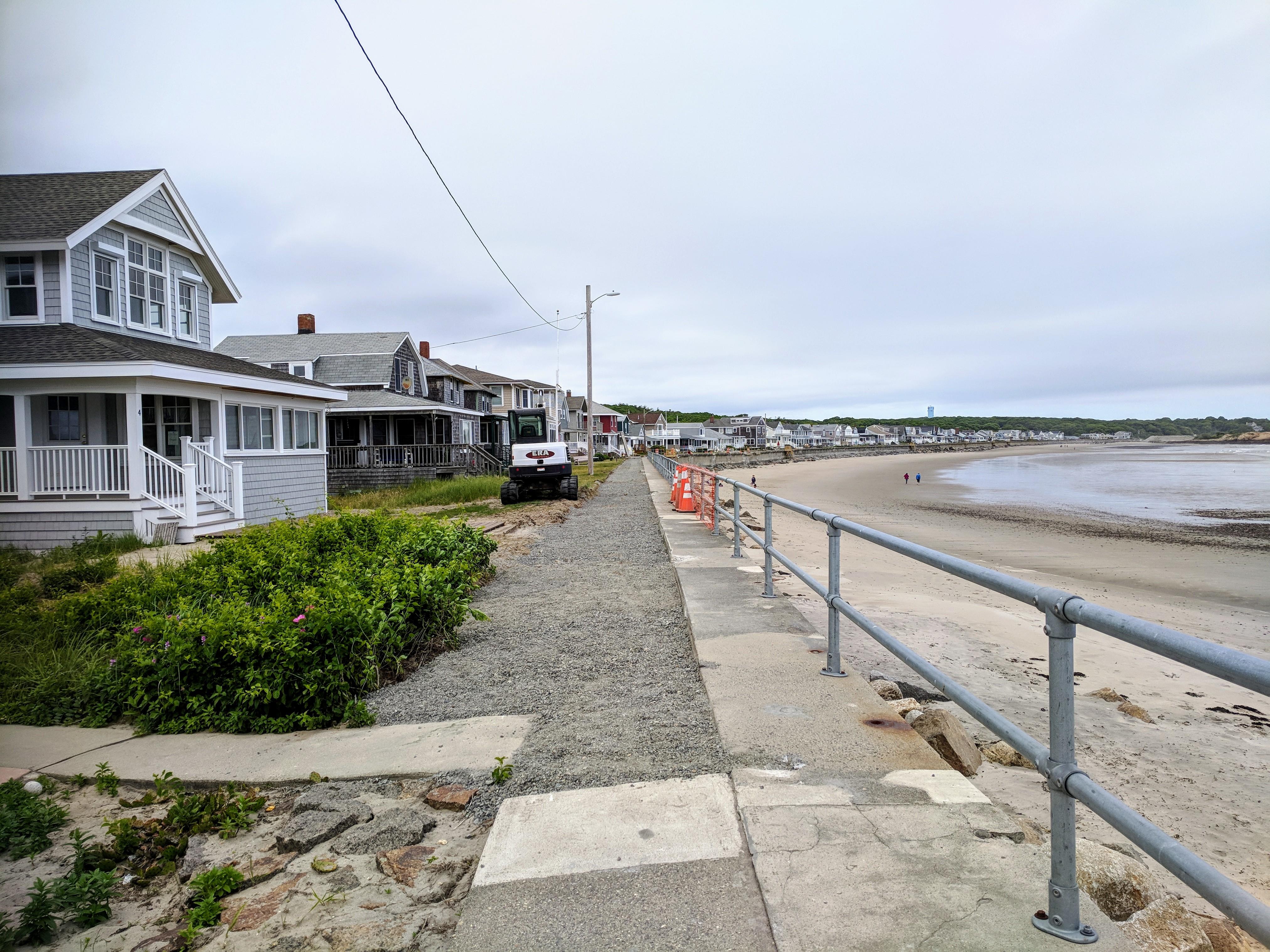 Long Beach Gloucester Ma Rockport MA seawall repair_20180613_173241 ©c ryan