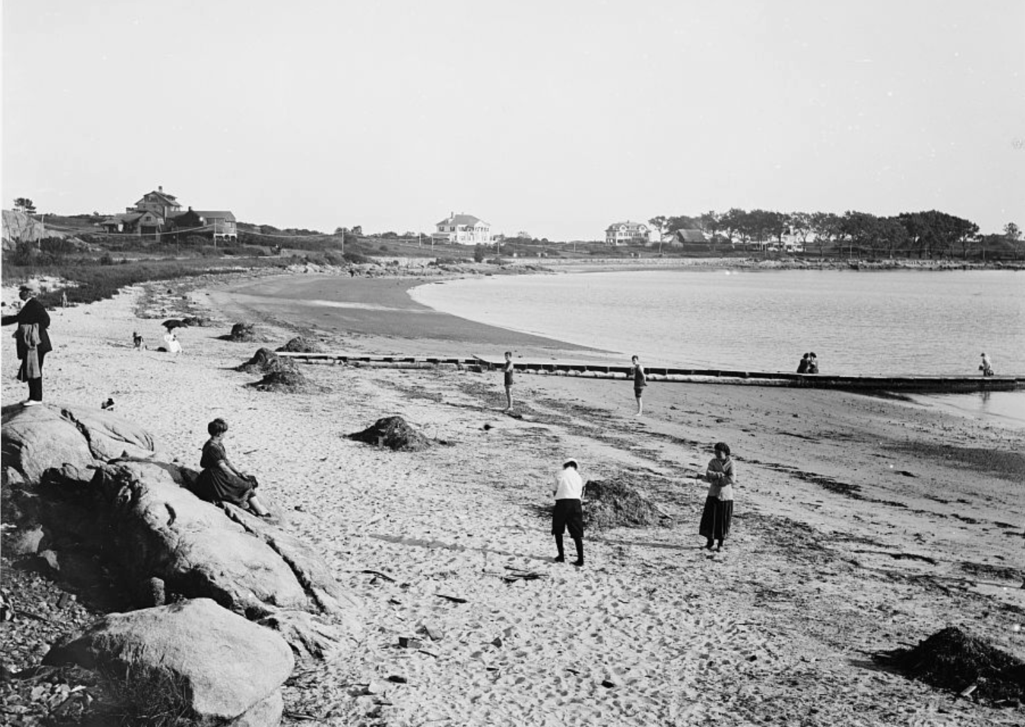 niles beach ca 1890