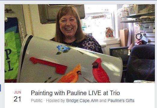 Pauline LIVE painting at Trio on  Main Street.jpg