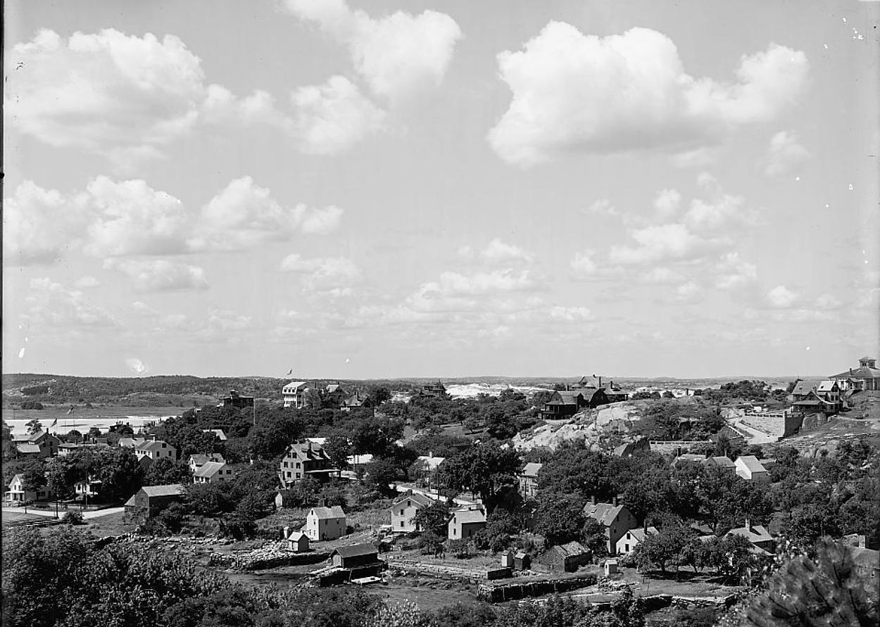 annisquam village circa 1901