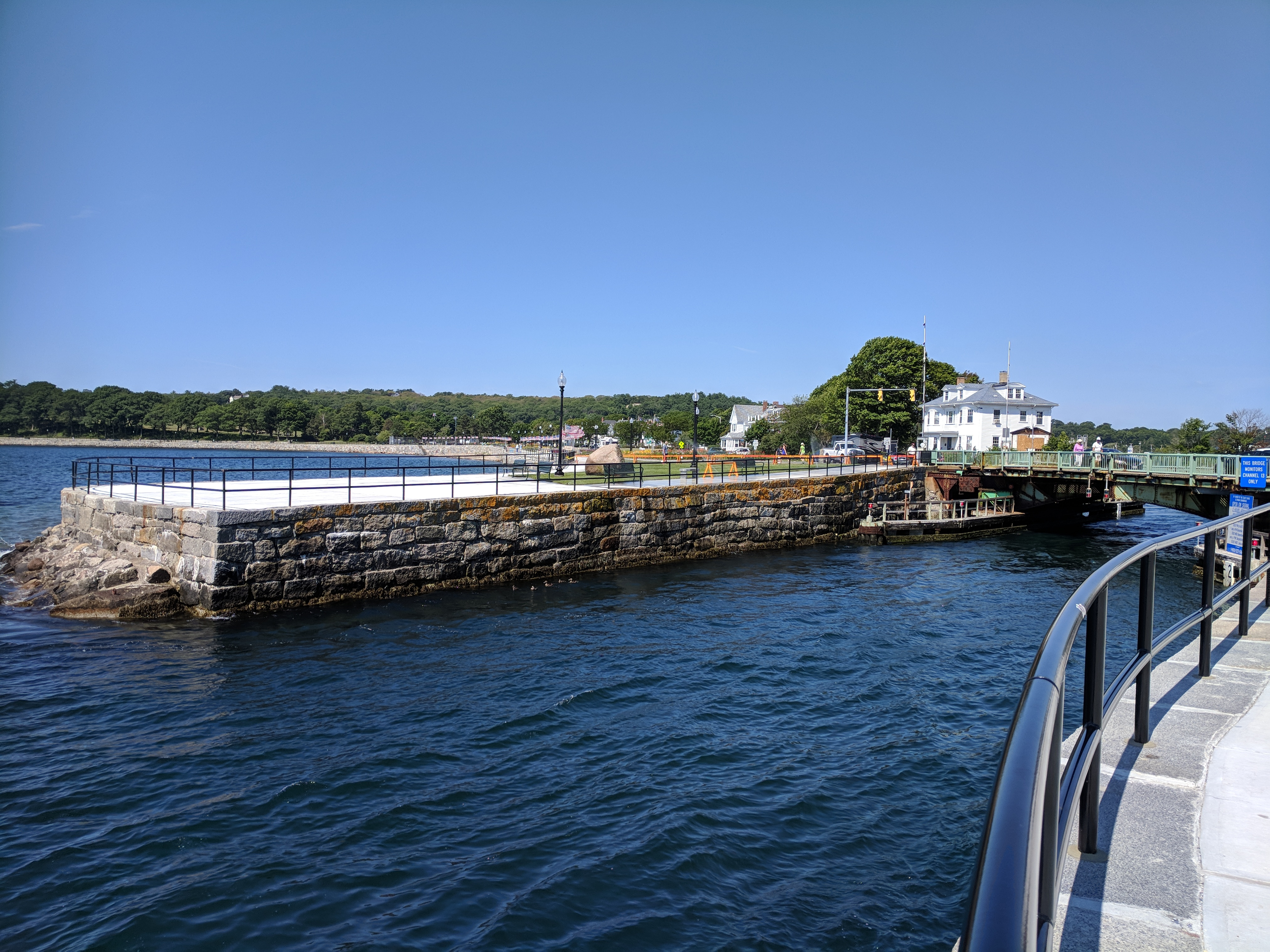 DPW completes winter storm repairs at Blynman The Cut _Department of Public Works _Gloucester MA _20180713_photo © c ryan (2)