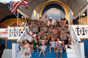Iron Village Saint Peter's Fiesta Men's Seine Boat Champions 2018 -2 copyright Kim Smith copy