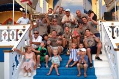 Iron Village Saint Peter's Fiesta Men's Seine Boat Champions 2018 -3 copyright Kim Smith