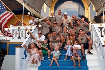 *Iron Village Saint Peter's Fiesta Men's Seine Boat Champions 2018 -4 copyright Kim Smith