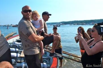 Iron Village Saint Peter's Fiesta Men's Seine Boat Champions 2018 copyright Kim Smith