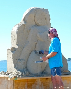 Revere Beach Sand Sculpting Festival 2018 -12 copyright Kim Smith