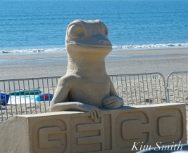 Revere Beach Sand Sculpting Festival 2018 -14 copyright Kim Smith