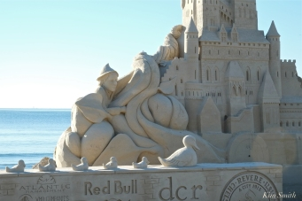Revere Beach Sand Sculpting Festival 2018 -17 copyright Kim Smith