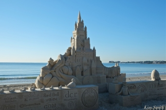 Revere Beach Sand Sculpting Festival 2018 -21 copyright Kim Smith