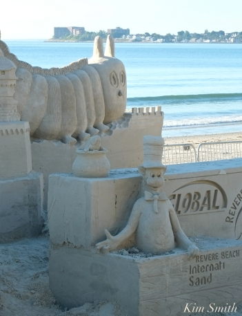 Revere Beach Sand Sculpting Festival 2018 -23 copyright Kim Smith