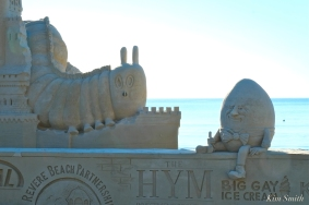 Revere Beach Sand Sculpting Festival 2018 -27 copyright Kim Smith