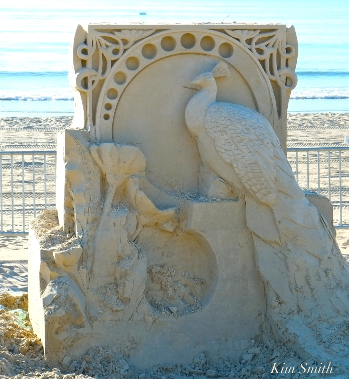 Revere Beach Sand Sculpting Festival 2018 -29 copyright Kim Smith