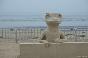 Revere Beach Sand Sculpting Festival 2018 -3 copyright Kim Smith