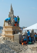 Revere Beach Sand Sculpting Festival 2018 -6 copyright Kim Smith