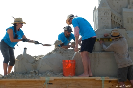 Revere Beach Sand Sculpting Festival 2018 -8 copyright Kim Smith