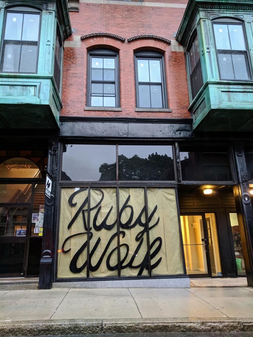 Ruby Wolf