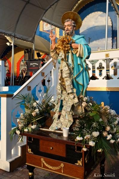 Saint Peter's Fiesta Sunday Closing Ceremony 2018 -2 copyright Kim Smith