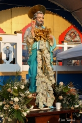 Saint Peter's Fiesta Sunday Closing Ceremony 2018 -24 copyright Kim Smith