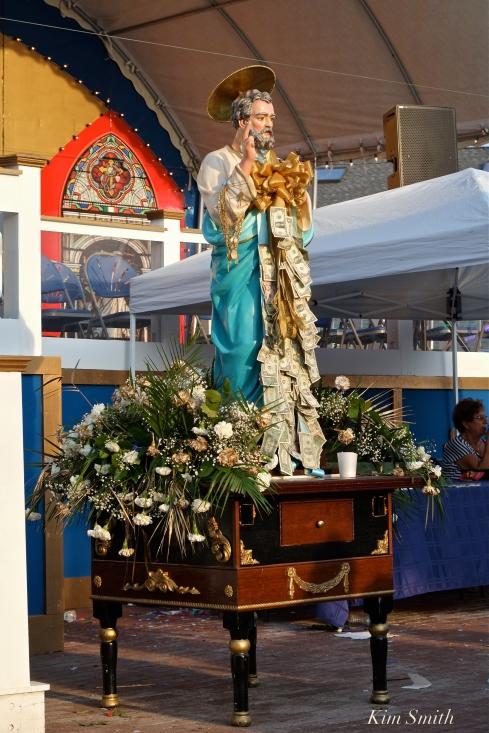 Saint Peter's Fiesta Sunday Closing Ceremony 2018 copyright Kim Smith copy