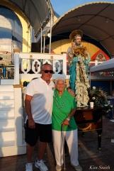 Saint Peter's Fiesta Sunday Closing Ceremony 2018 Sarah Favazza -2 copyright Kim Smith copy