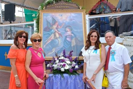 Saint Peter's Fiesta Sunday Grand Procession 2018 copyright Kim Smith - 01