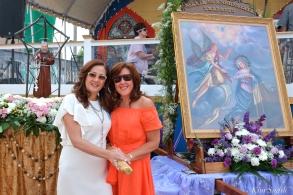 Saint Peter's Fiesta Sunday Grand Procession 2018 copyright Kim Smith - 02