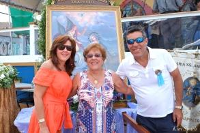 Saint Peter's Fiesta Sunday Grand Procession 2018 copyright Kim Smith - 05 jpg