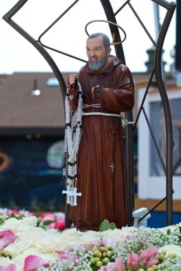 Saint Peter's Fiesta Sunday Grand Procession 2018 copyright Kim Smith - 15